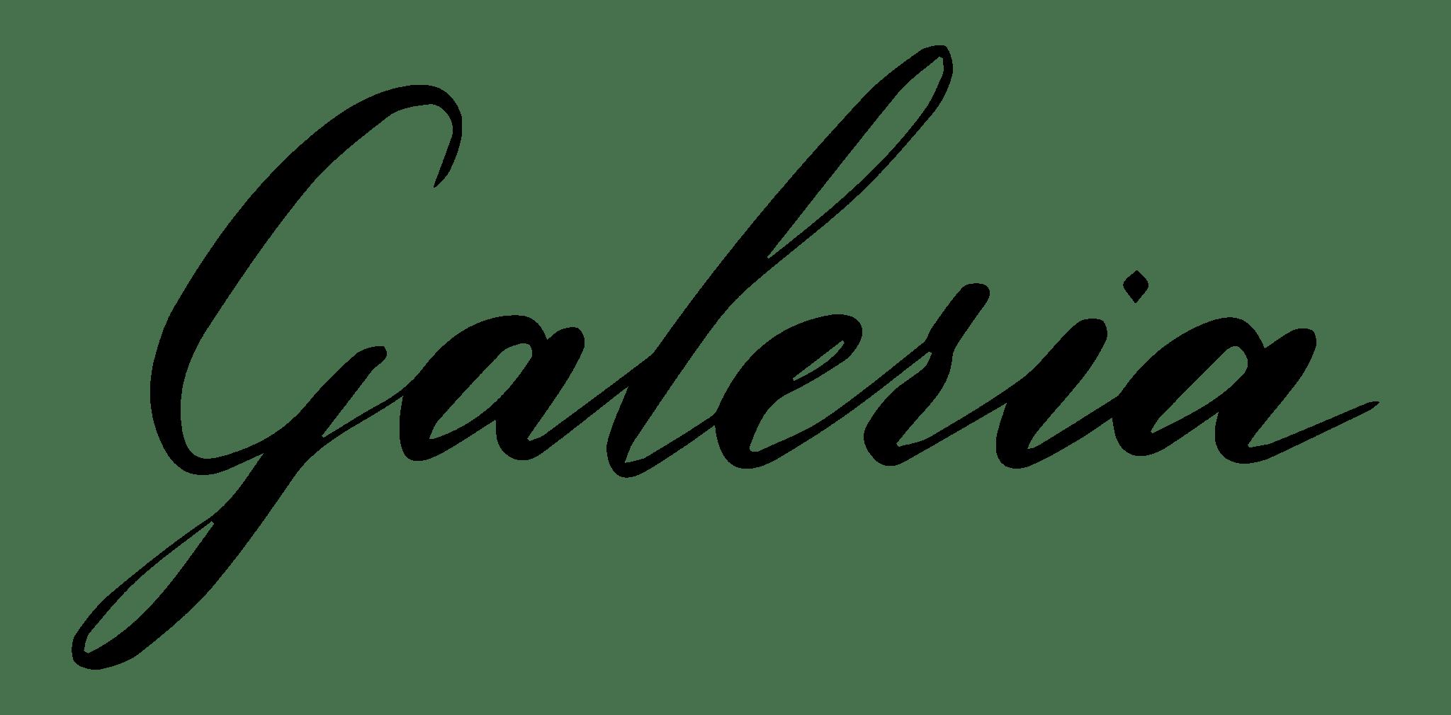 Tytuł kaligrafia Galeria