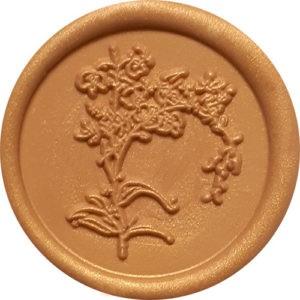 Odbicia-lakowe-wzór-gałązka-kwiatowa-miniatura