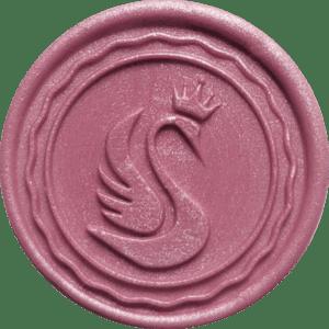 lak do pieczęci ciemny różowy pudrowy