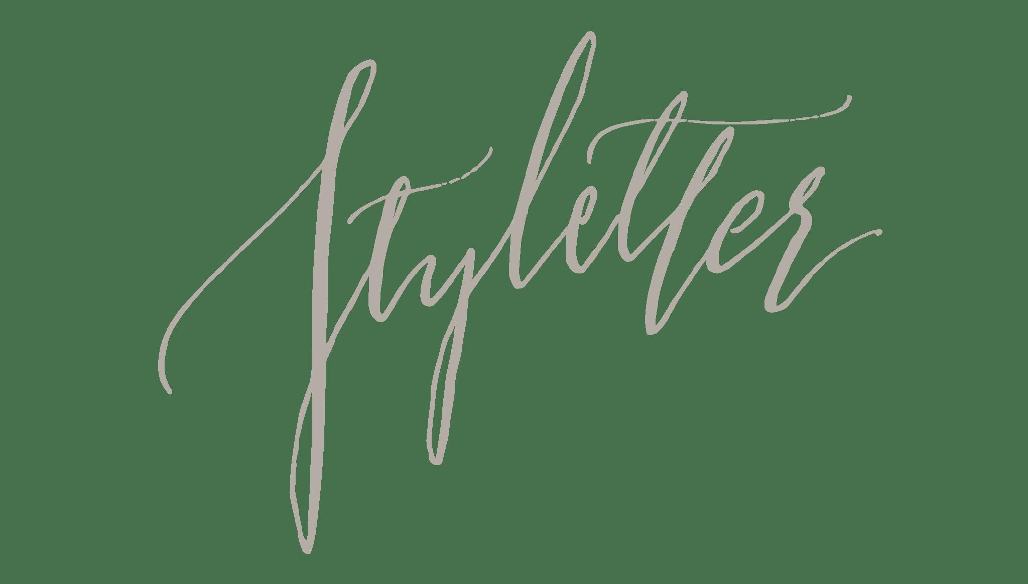 Stylleter logo
